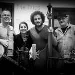 The Trips L-R Jesse Padgett, Shamma Sabir, Joshua Smith and Graham Ord.